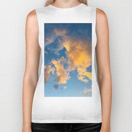 Clouds_002 Biker Tank