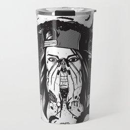 Pretty death ;) Travel Mug