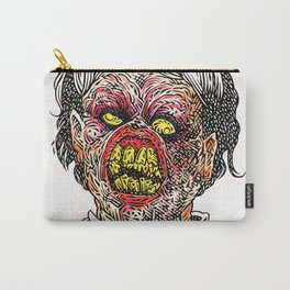 Evil Ed (color) Carry-All Pouch