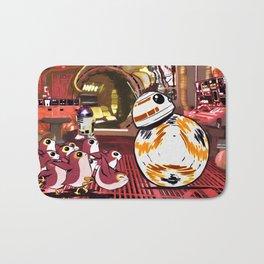 Porgs & BB-8 Bath Mat