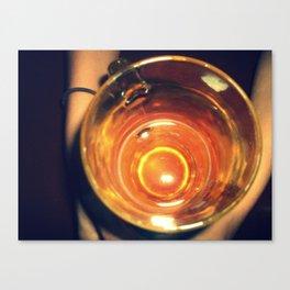 Oh Beer // O Birra Canvas Print