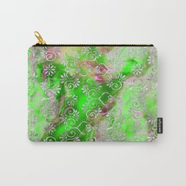 Psicodelic Adventure - Goblin Green Carry-All Pouch