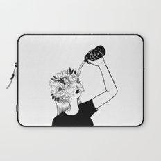 Feed the ego Laptop Sleeve