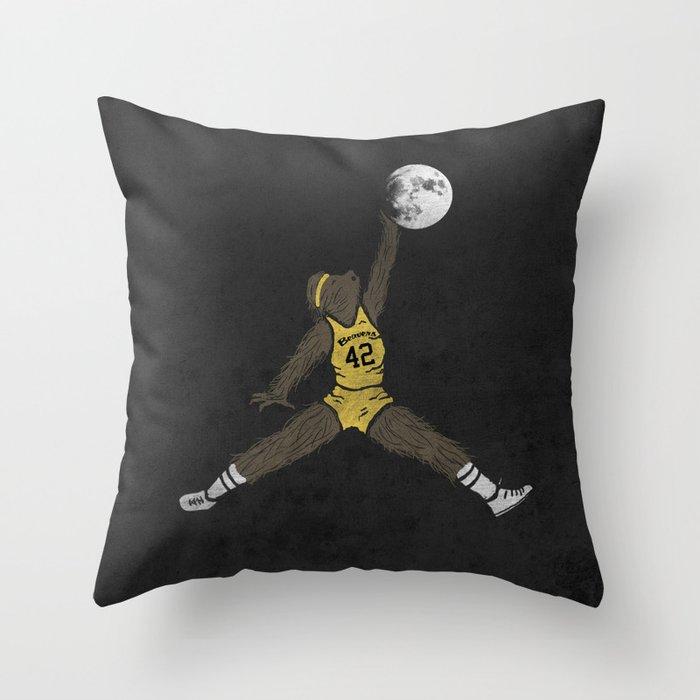 air teen wolf Throw Pillow
