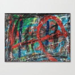 Hick Spit  Canvas Print