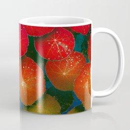 Leaves in Rain Coffee Mug