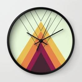 Iglu Vintage Wall Clock