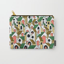 Bird houses Carry-All Pouch