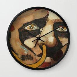 CAT5 Wall Clock
