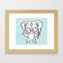 Nilo Koala Framed Art Print
