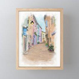 Landscape 471 Framed Mini Art Print