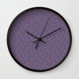 Oh Crab Wall Clock