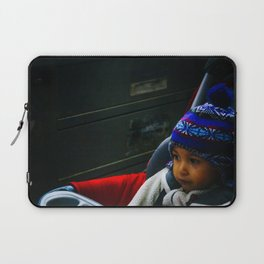 Child in San Francisco Laptop Sleeve