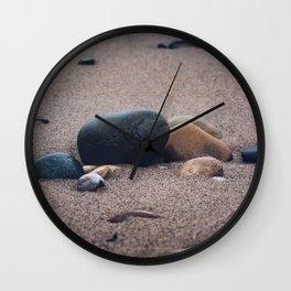Beached Wall Clock