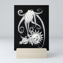 Octopus's Garden Mini Art Print