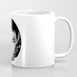 Obito Black And White Coffee Mug