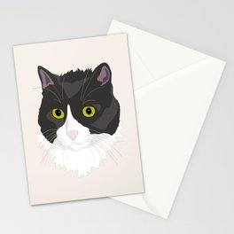Casual Cat Stationery Cards