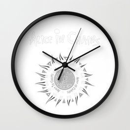 alice in chains Wall Clock