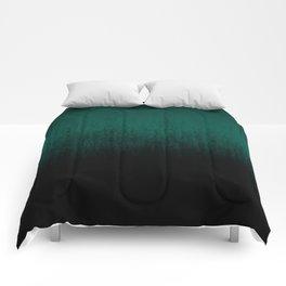 Emerald Ombré Comforters