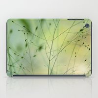 grass iPad Cases featuring Grass by Lena Weiss