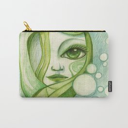 Voice Of The Sea Carry-All Pouch