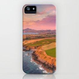 Porth Bryn Gwydd iPhone Case