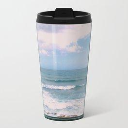 Atlantic Morning Metal Travel Mug