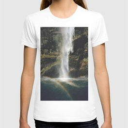 Feel the Water Fall T-shirt