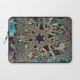 Moonbeams and Reflections Laptop Sleeve