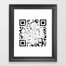You will never know Framed Art Print
