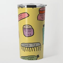 Cosmetics Travel Mug
