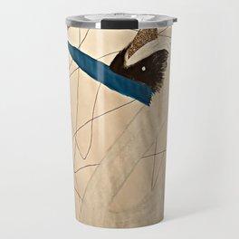 Crown Swan Travel Mug