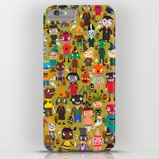 Halloween Mixer iPhone 6 Plus Slim Case