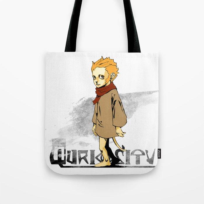 Q-uriosity Ape Tote Bag