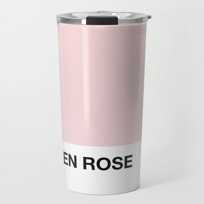 la vie en rose Travel Mug