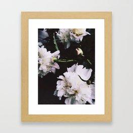 May / 7:19 p.m. Framed Art Print