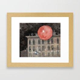 Carried Away Framed Art Print
