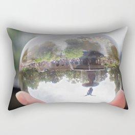 Bethesda Fountain Rectangular Pillow