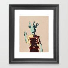I AM GROOT Framed Art Print