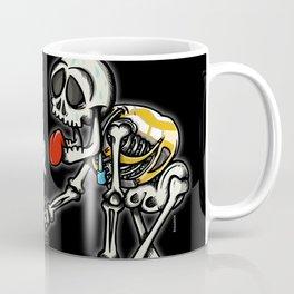 correr o morir Coffee Mug