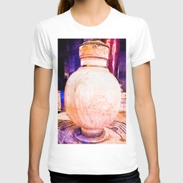 The exposed amphora. T-shirt