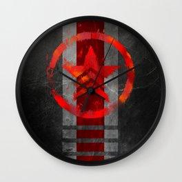Renegade Wall Clock