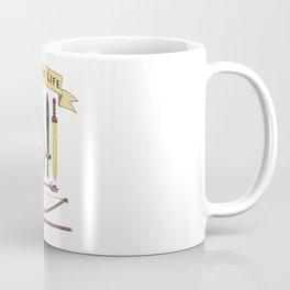Demigod Life Includes Weapons Coffee Mug