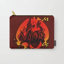 Team Valor Tag Art Carry-All Pouch