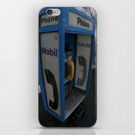 Tulare Phonebooth iPhone Skin