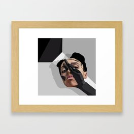 FKA Twigs: M3LL155X Framed Art Print