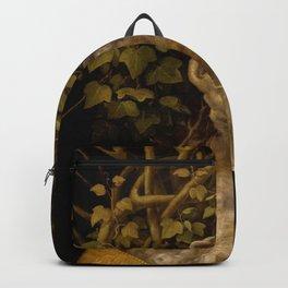 "Giuseppe Arcimboldo ""Four seasons - Winter"" Backpack"