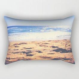 First Day of Summer Rectangular Pillow