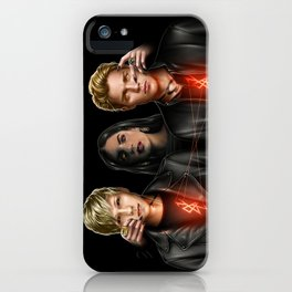 city of lost souls iPhone Case