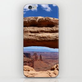 Mesa Arch View iPhone Skin